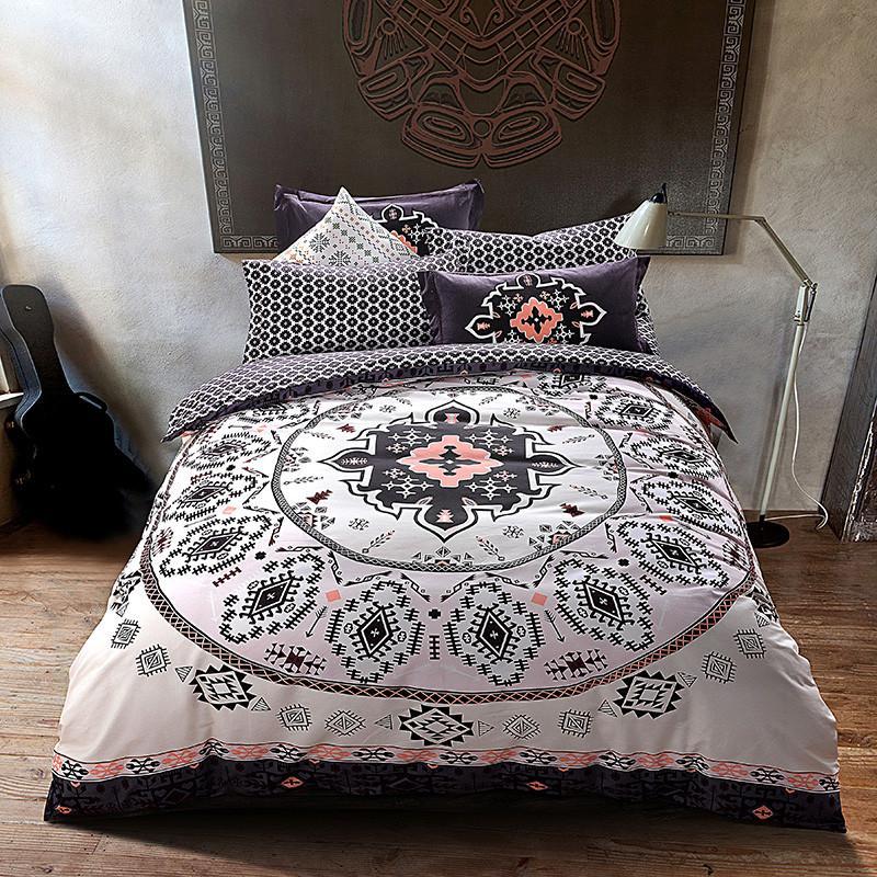 Acheter Gros Papamima Noble Style Mandala Draps Geometriques De