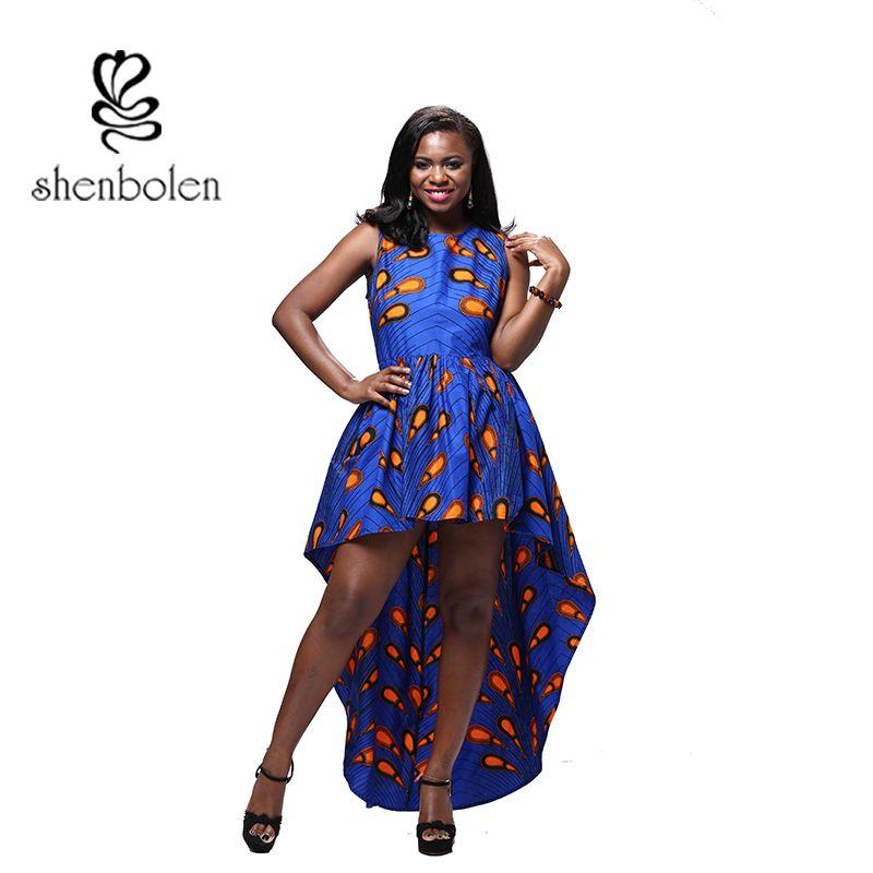 shenbolen dashiki african wax print long dresses for women plus size african style women clothing office party bazin riche dress party dress juniors long