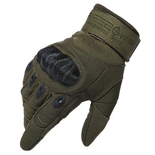 Military Hard Knuckle Tactical Gloves Full Finger Army Gear Sport Shooting Paintball Hunting Riding Motorcycle
