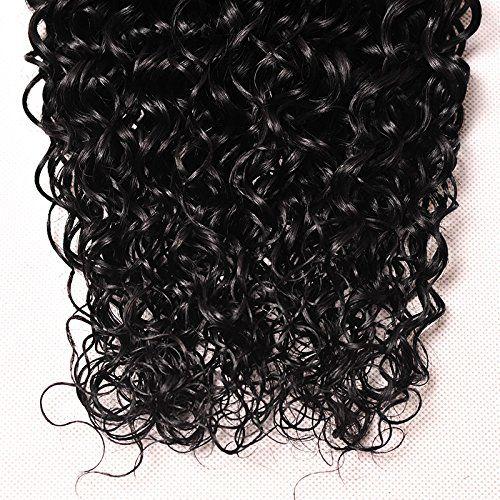 Factory Wholesale Price For Brazilian Water Wave Human Hair 3 Bundles Human Hair Weaves Hair Weft Natural Black