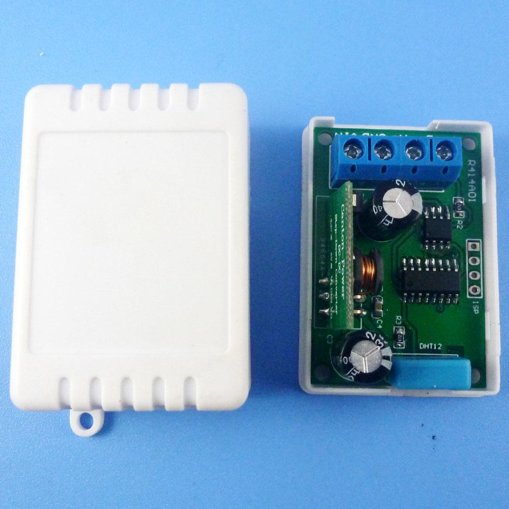 Dc 5v 23v Rs485 Modbus Rtu Temperature Humidity Sensor Remote Wiring Methods Acquisition Monitor Replace Dht11 Dht22 Ds18b20 Pt100 Converter E