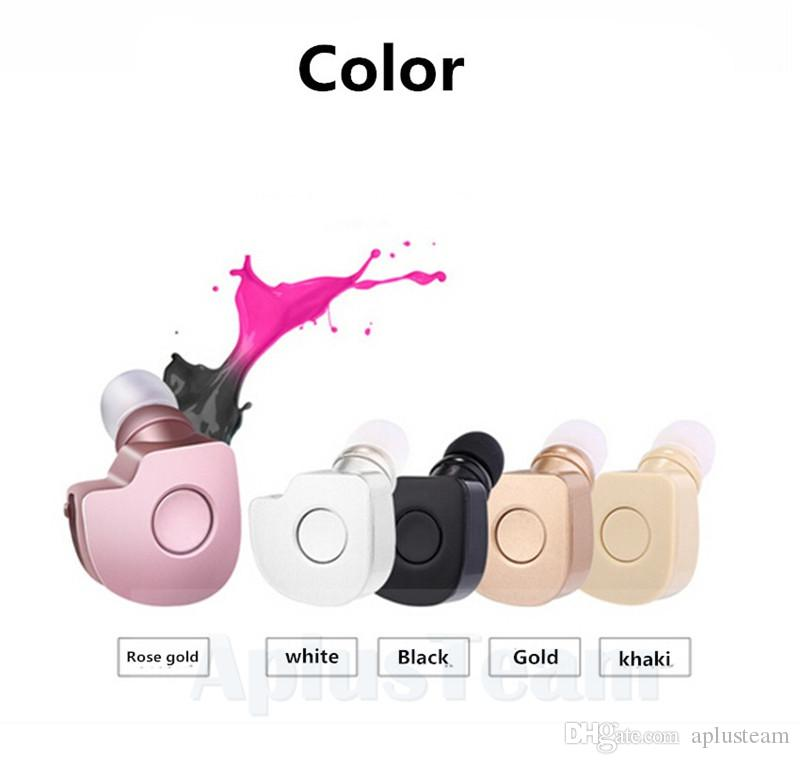 S560 Wireless Bluetooth V4.1 Freisprecheinrichtung Stereo Kopfhörer Wireless Bluetooth Headset Sport Kopfhörer mit Mikrofon