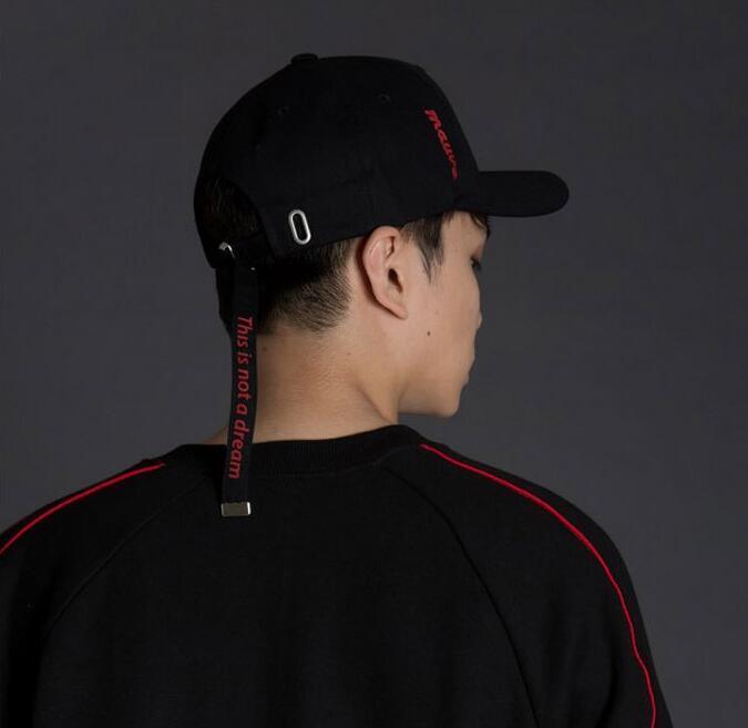 Unisex Fashion Extra Long Back Strap Baseball Cap Hiphop Adjustable Hat  Snapback Cap Cool Hats From Awanmvp 6695f74ae9e