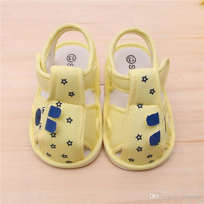 Big Discount 18 Designs Summer Newborn Baby sandals First Walkers Infant Toddler Fringe Baby Girls Soft Shoes Footwear Baby shoes
