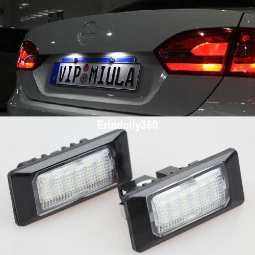 2x error free led license plate lights for volkswagen vw jetta mk6 2x error free led license plate lights for volkswagen vw jetta mk6 2011 2015 car strobe light bar car warning light bar car flashing light bar online with mozeypictures Gallery