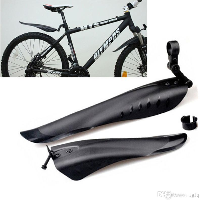 2019 Adjustable Mountain Road Bike Bicycle Mudguard Cycle Cycling