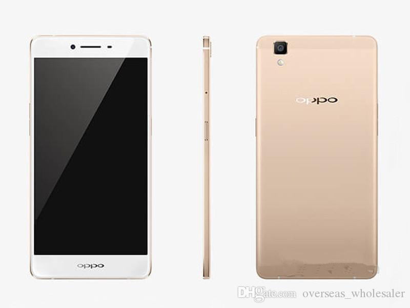 """Original OPPO R7s Smart Cell Phone 4GB RAM 32GB ROM Snapdragon MSM8939 Octa Core Android 5.5"""" AMOLED 13.0MP 4G LTE Mobile Phone"""