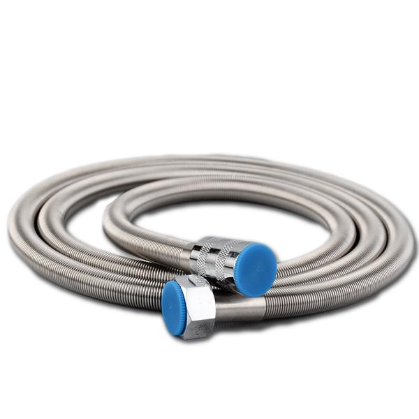 2017 Extensible Stainless Steel Shower Hose With High Quality Shower  Flexible Pipe For Bathroom Accessories From Autoobder, $5.98 | Dhgate.Com