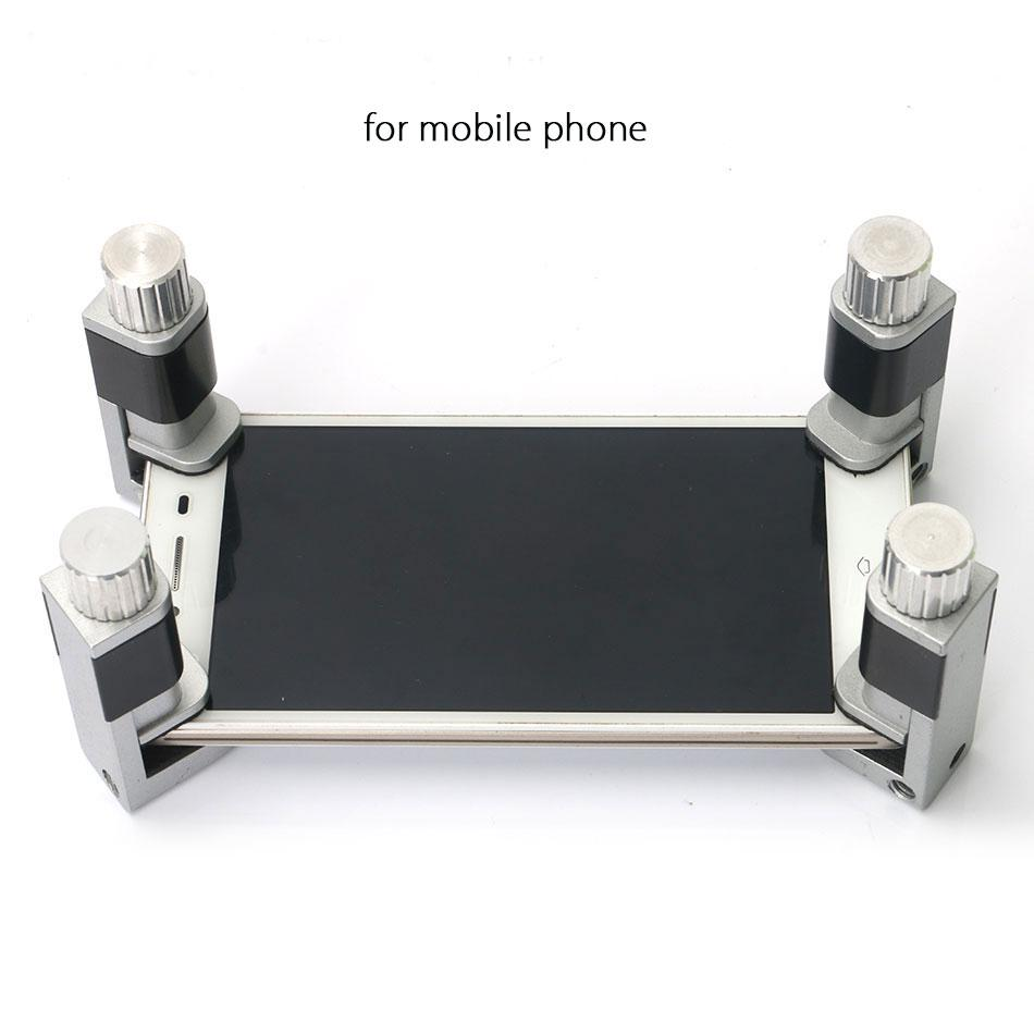 Adjustable Plastic Clip Fixture LCD Digitizer Screen Fastening Clamp for iPad Samsung Cell Phone Tablet Repair Tools