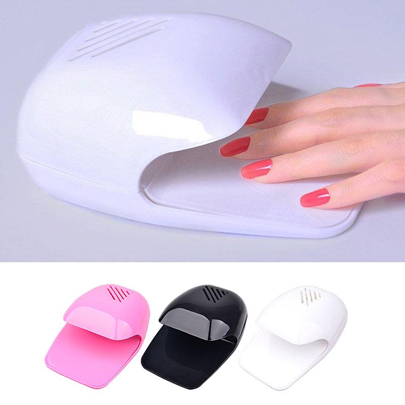 Best New Nail Polish Dryer Fan Mini Portable Nail Art Drying Polish ...