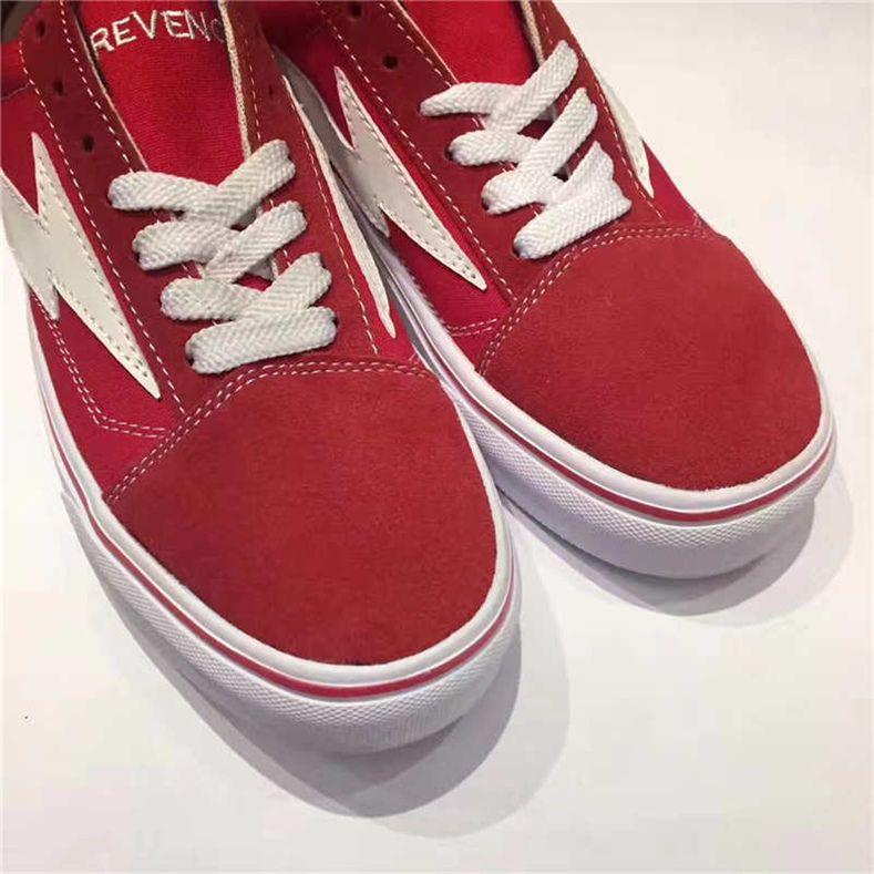 Original Quality with Box 2017 Revenge X Storm Old Skool Kanye Green Black Blue Red Mens Womens Best Footwear Summer Sneakers Eur36-44