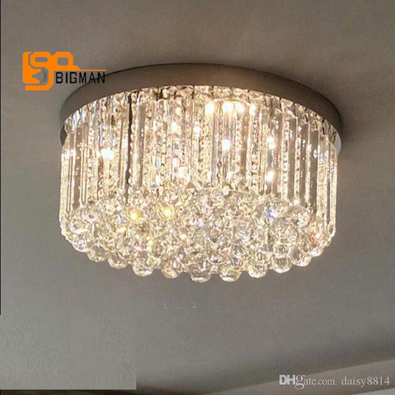 2018 new design modern led chandelier ceiling crystal lamp wideth 2018 new design modern led chandelier ceiling crystal lamp wideth 60cm lustre cristal living room lighting from daisy8814 39397 dhgate aloadofball Image collections