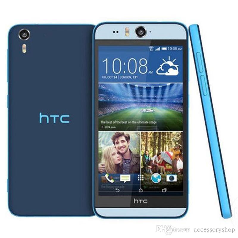85b698c23eca Продать Телефон Восстановленный Оригинальный HTC Desire EYE 4G LTE  Разблокирован 5,2 Дюймовый Четырехъядерный 2 ГБ Оперативной Памяти 16 ГБ  ROM 13MP Камера ...