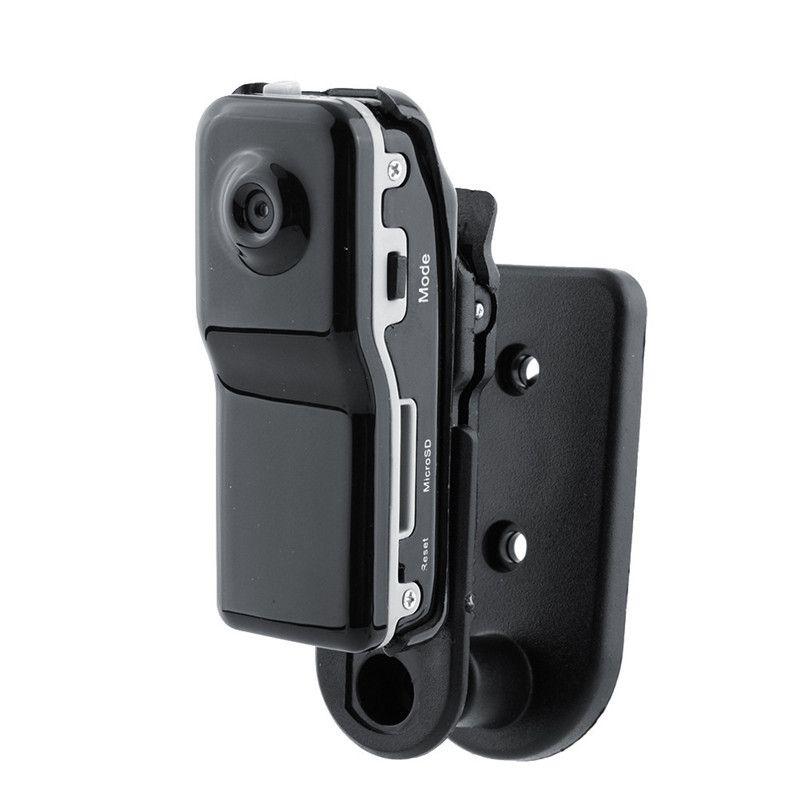 Mini DV MD80 DVR Video Camera 720P HD DVR Sport Outdoors Helmet Bike Motorbike Camera Video Audio Recorder Camcorders