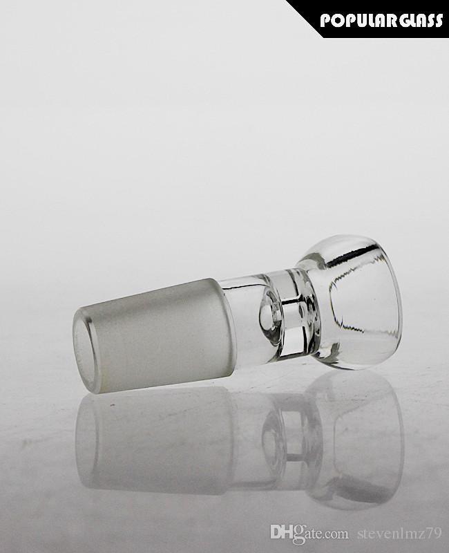 Saml narghilè Ciotola di vetro maschile normale ciotole di Bongs Bowls tubo di fumo 18.8mm e 14,4mm PG5075