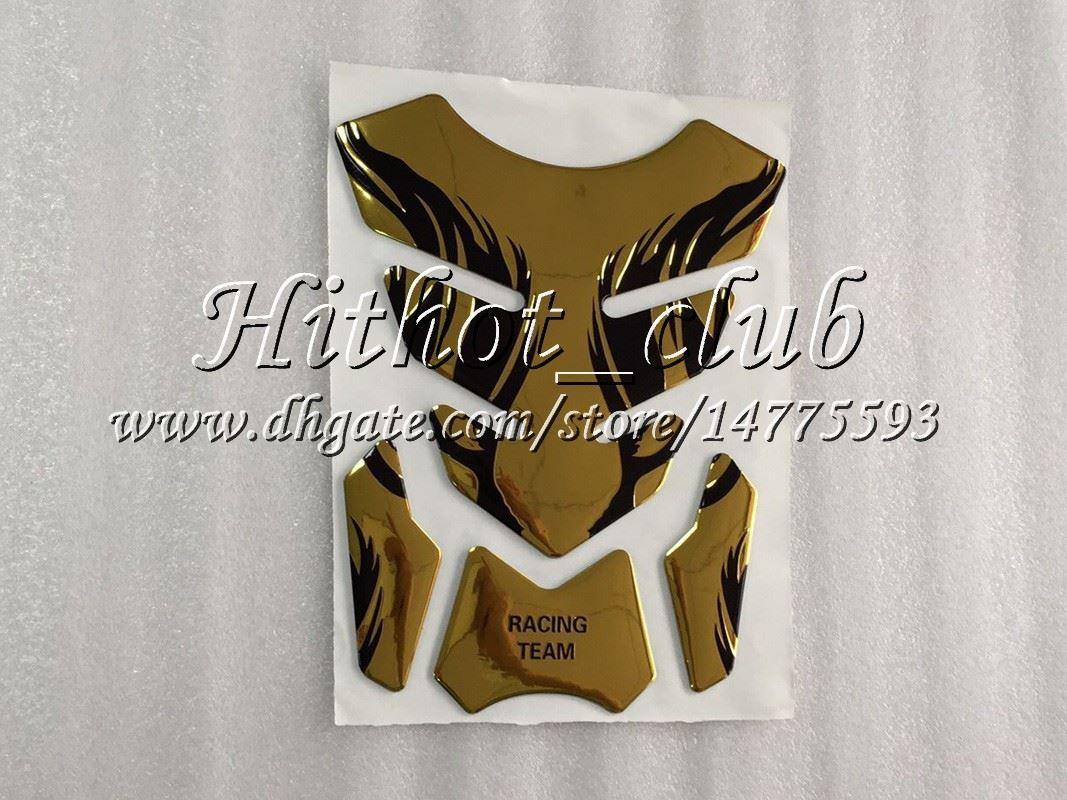 23Colors 3D Carbon Fiber Pad Protector per KAWASAKI NINJA ZX6R 94 95 96 97 ZX-6R 6 R ZX 6R 1994 1995 1996 1997 3D Tappo serbatoio