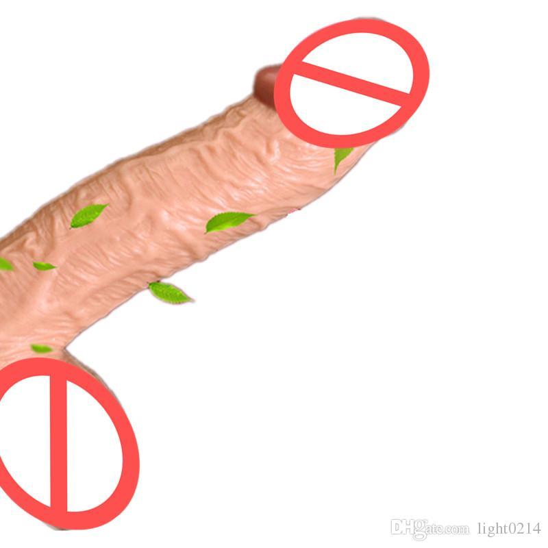 Super Soft Huge Dildos Anal Plug Realistic Penis Artificial G-spot Stimulate Giant Dildo Female Sex Toys for Female C3-1-68