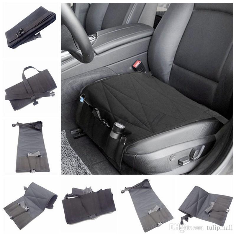 Multifunction Concealed Car Seat Pistol Holster And Mattress Bed Handgun Tactical Carry Holsters