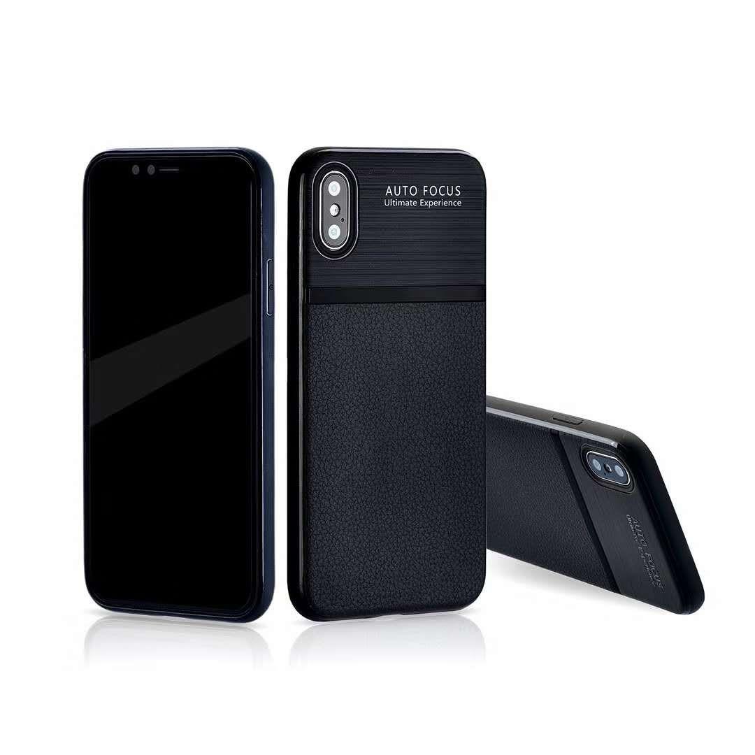 Neue gebürstetem Leder Telefon Schutzhülle all-inclusive Drop Schutz TPU weiche Abdeckung für iPhone x 8 8 plus 7 7 plus 6/6 s plus s8 plus note8
