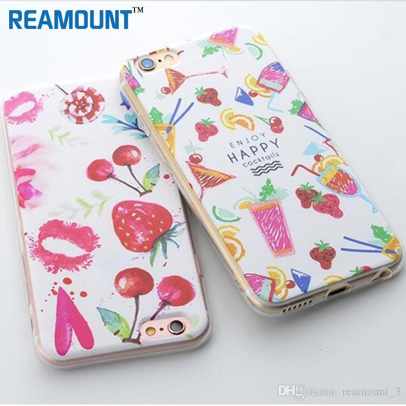 moda personalizar personalizar soft silicone diy case capa para iphone 4 4s 5 5s 5c 6 6 s 6 mais 6 s plus