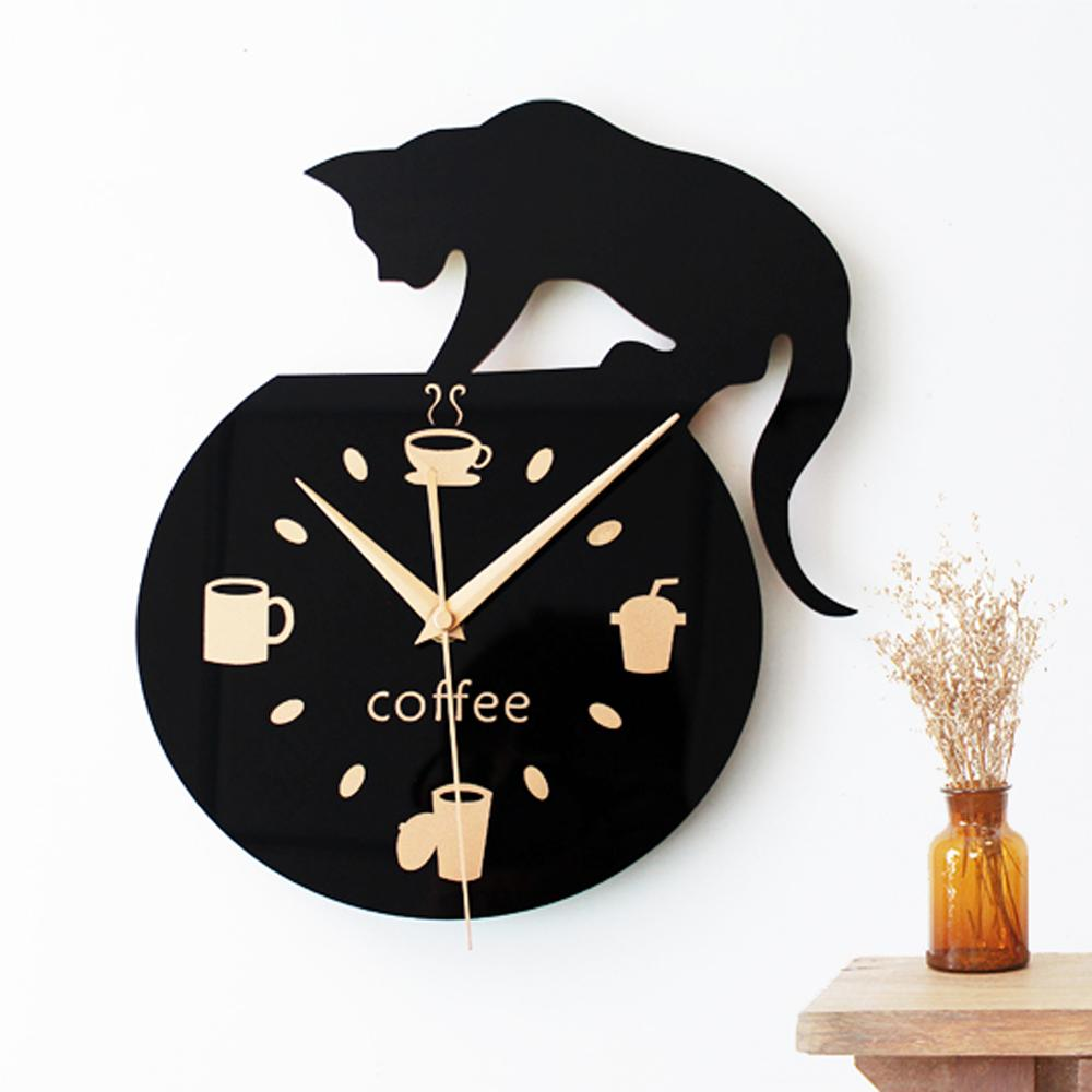 Wholesale Home Decor Cartoon Lovely Black Cat Fashion Design Popular