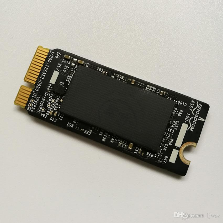 Wifi 802.11ac with Bluetooth 4.0 Airport Card BCM943602CS For Macbook Pro Retina A1425 A1502 A1398 WIFI Card