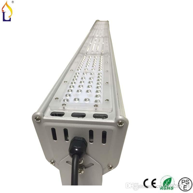 Led High Bay Light Malaysia: 2019 LED Linetype Highbay Smd3030 AC85 265V ,High Quality