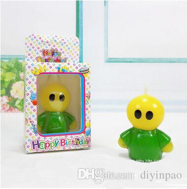 Creative Emoji Embrace Hug Expression Candles Cute Cartoon Novelty Birthday ChildrenS Toys Home Decorations Party Supplies Scented Canada