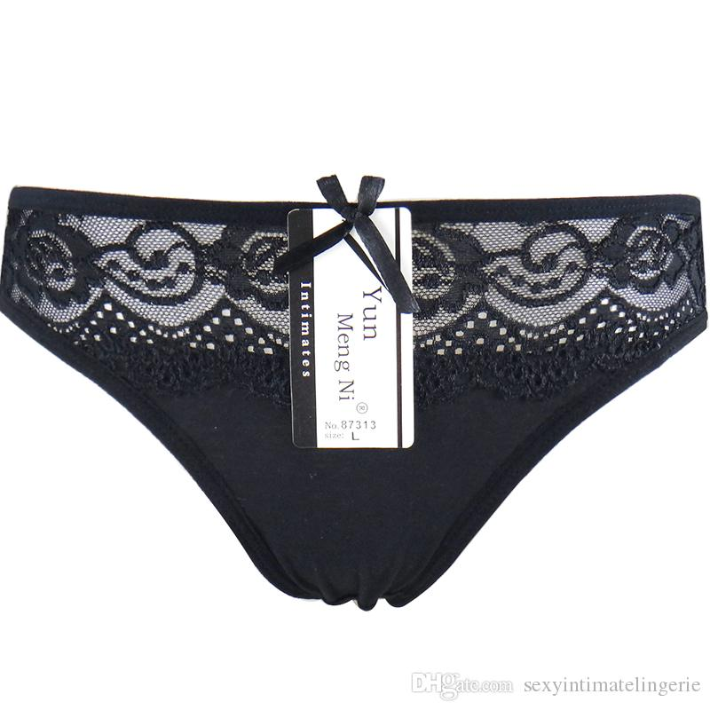479d00071 2019 Low Rise Laced Cotton Thong Plain Sexy Lady Panties For Angola Market  Spandex G String Women Underwear Cotton T Back From Sexyintimatelingerie