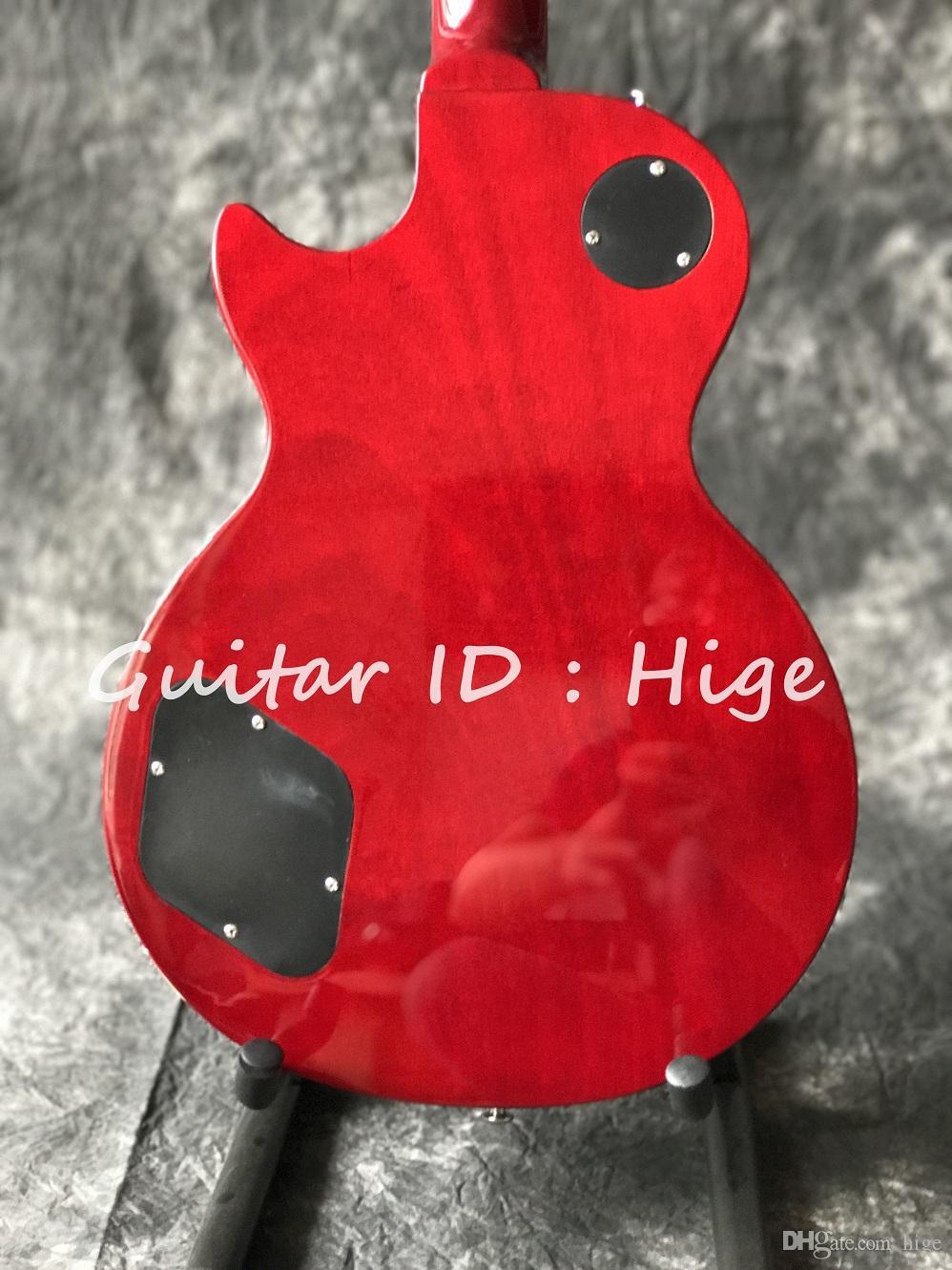 중국 기타 Slash Appetite VOS 빨간 색 일렉트릭 기타 HOT SALE 빠른 납기 기타 무료 배송