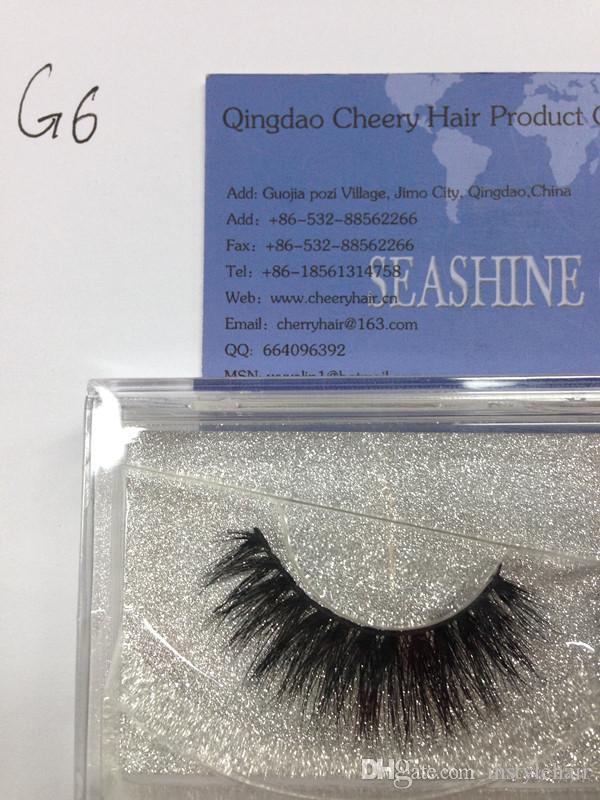 Wholesale Natural 3d False Eye Lashes Fake Eyelashes Extensions For