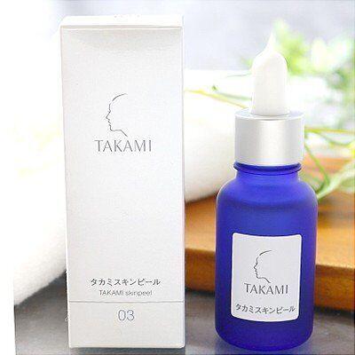 عالية الجودة اليابان takami مقشر الجلد قشر استيقظ البثور الجلد التطهير العميق تشديد المسام 30 ملليلتر الشحن dhl مجانا