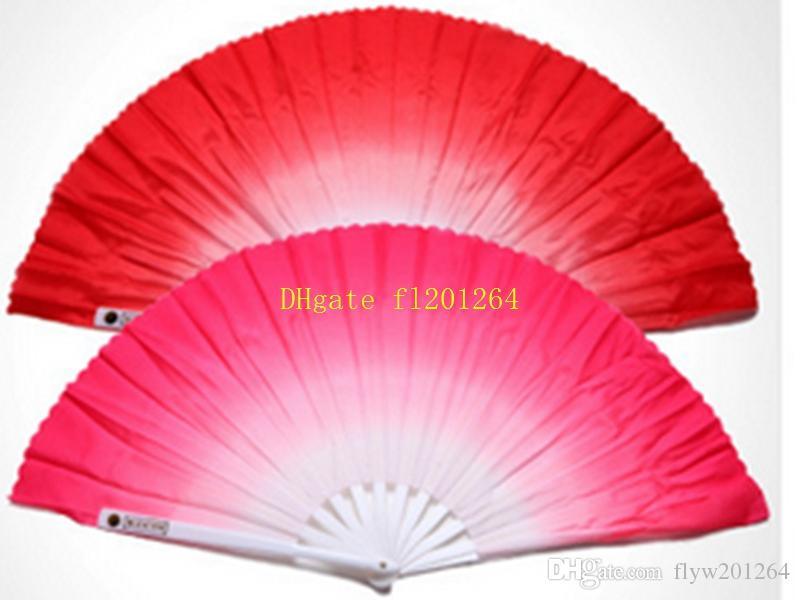 / geben Verschiffen-neue Ankunfts-chinesische Tanzfan-Seidenschleier 5 Farben frei, die für Hochzeitsfestbevorzugungsgeschenk verfügbar sind