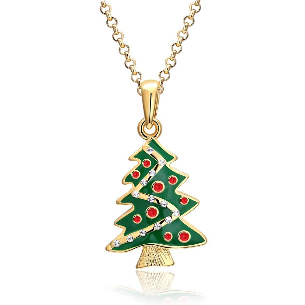 Wholesale Ld1030020 Necklace 2017 Christmas Tree Drop Luxury New ...