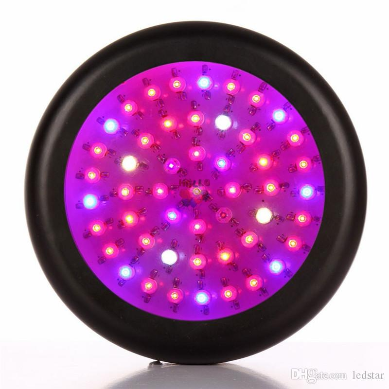 150W 216W UFO LED Grow Light Full Spectrum LED Plant Grow Lamp for Indoor Medical Plants Veg Flowering Hydroponics Systems