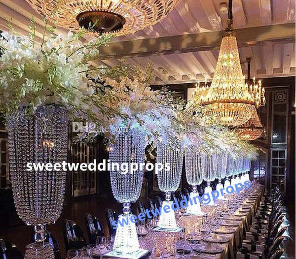 Tall and large crystal table top chandelier centerpieces for tall and large crystal table top chandelier centerpieces for weddings crystal centerpieces for wedding table wholesale decoration for birthday decoration aloadofball Images