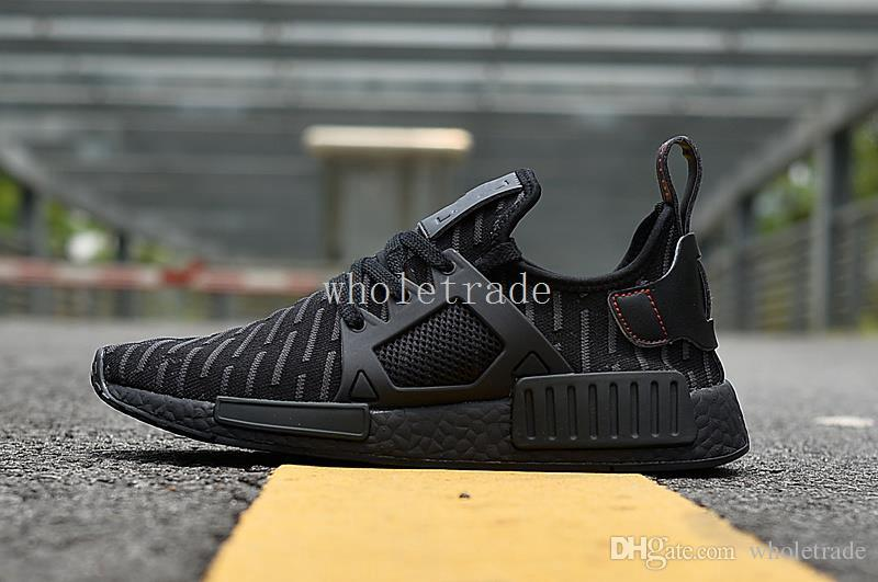 Two Colorways of the Adidas NMD XR1 'Glitch' Dropping Today