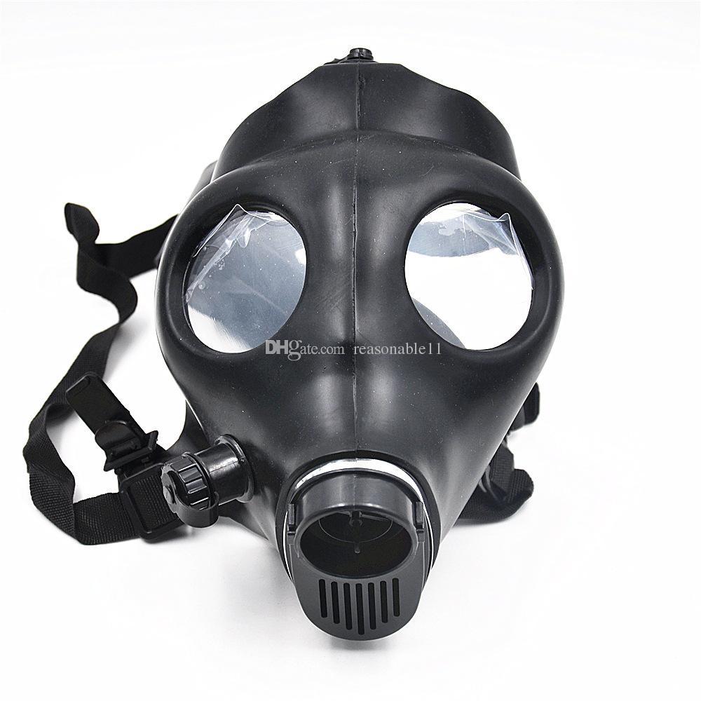 Silicon Mash Bong Cool Skull Mask Acrylic Smoking Pipe Gas Mask Pipes Acrylic Bong Tabacco Shisha