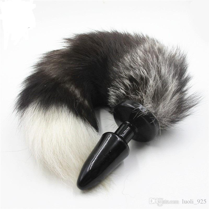 Anal Sex Toys Tails - Faux Fox Tail Anal Butt Plug In Adult Games For Couples,Silicone Anal Plug  Anus Expand Tool ,Fetish Porno Sex Products Sex Toys Beautiful Women Sexy  Women ...