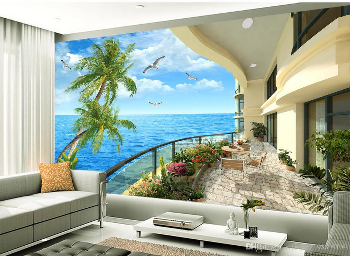 High Quality Customize Size Modern Mediterranean Villa ...