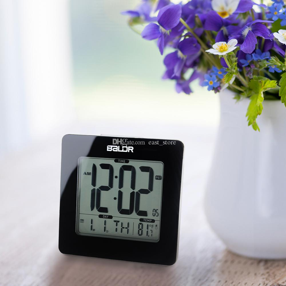 Item Size 3 66 L 1 42 W H 93 36 Mm Net Weight 91g Package 190 G Color Black Contains 1pcx B0114st Atomic Alarm Clock