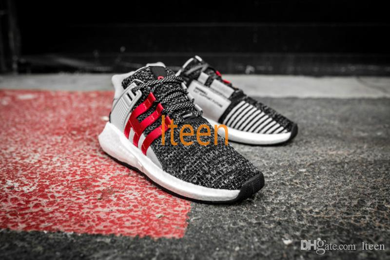 reputable site ebfbd bf4f9 Top Best Quality Overkill x Consortium EQT Support Future 93 17 BY2913 Real  Material Men Women Running Shoes with Box