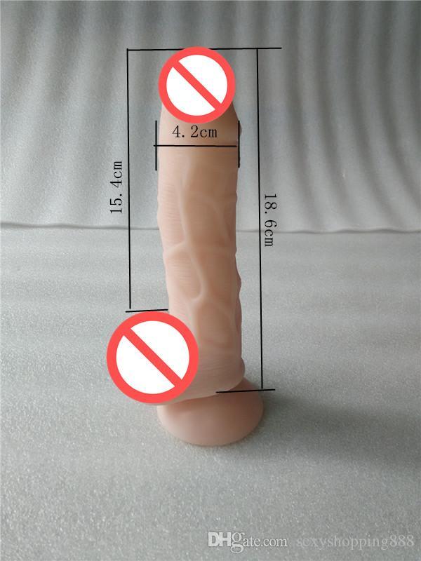 Powful присоске искусственный большой пенис 100% силиконовые огромный член для женщин лесби ремень на большой фаллоимитатор анальный массажер влагалище палку