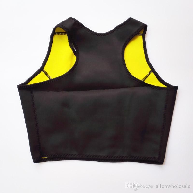 التي النيوبرين التخسيس الرياضة البرازيلي التدريب الكورسيهات الصدرية الحرة DHL الشحن