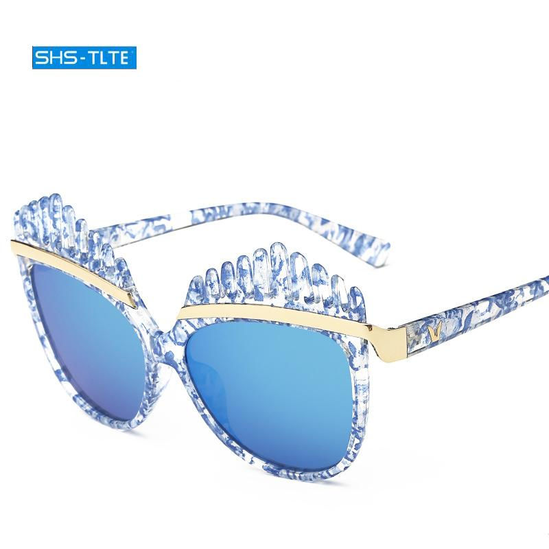 Großhandel Cat Eye Sonnenbrille Für Frauen Polarisierte Hd Objektiv ...