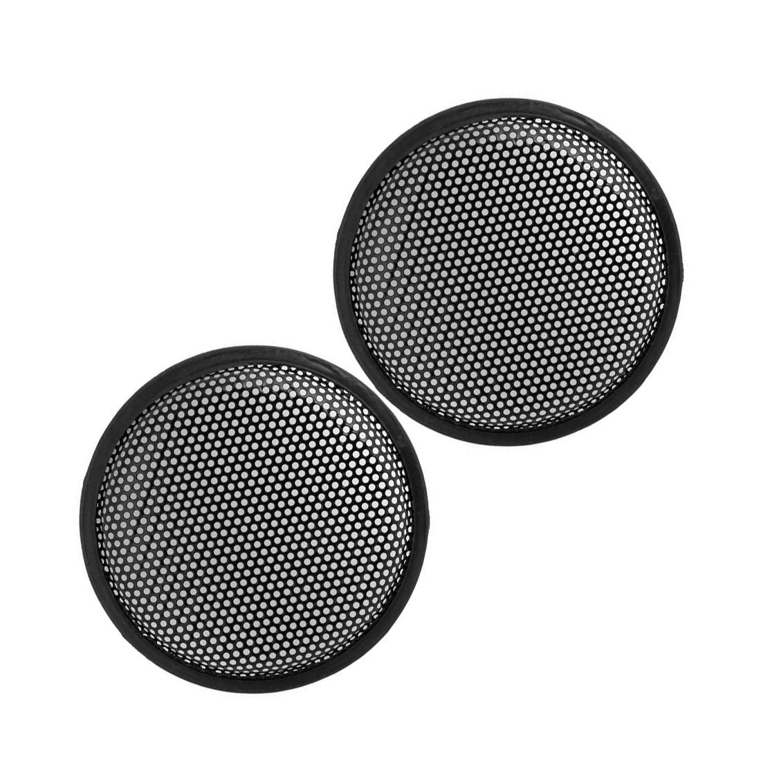 2018 Whole Top Deals 8 5 Dia Metal Mesh Round Car Woofer Cover Speaker Grill Black From Fava 39 0 Dhgate Com
