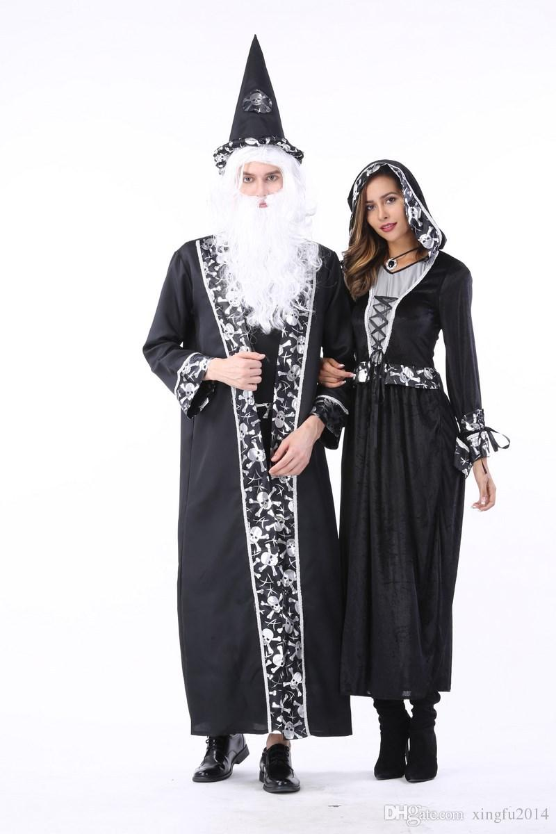 new adult death costume halloween cosplay costume men court arabic costume fancy party dress for women teen costume halloween costume themes from
