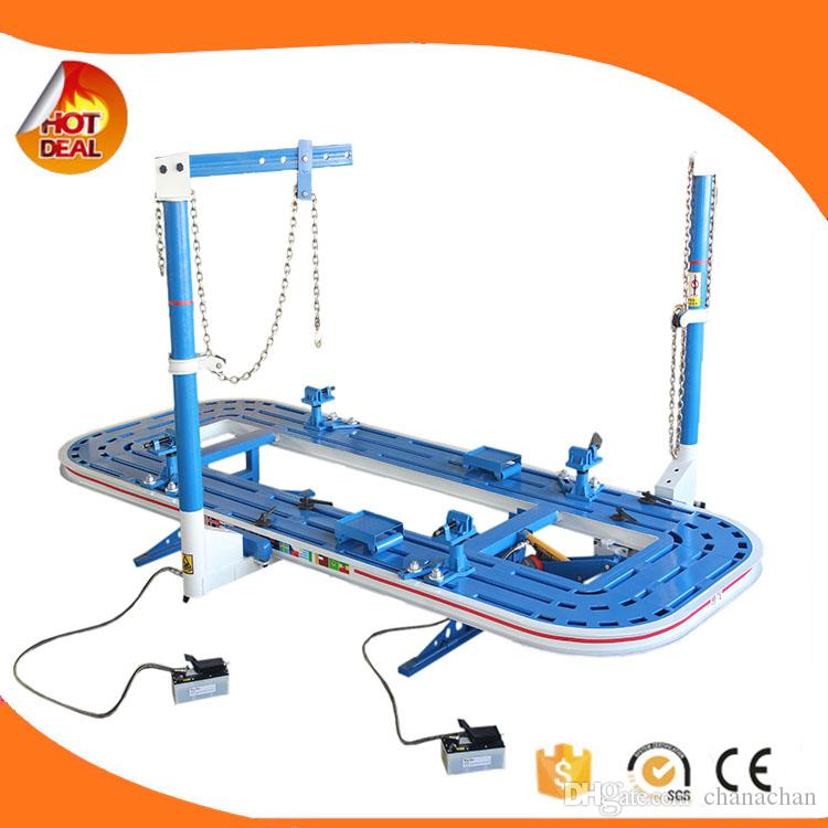 2018 High Quality Auto Body Frame Machine Collision Repair System ...