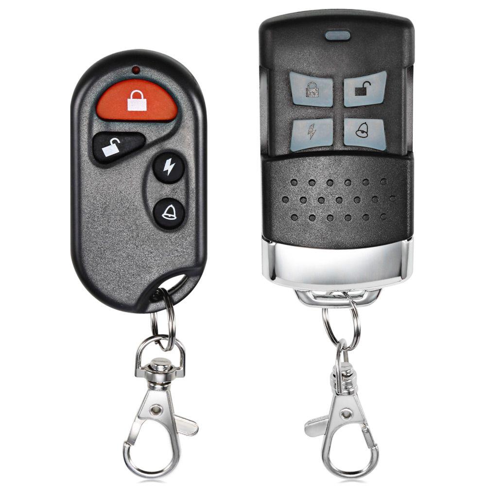 Sistema de alarma bidireccional Motor de control remoto Inicio