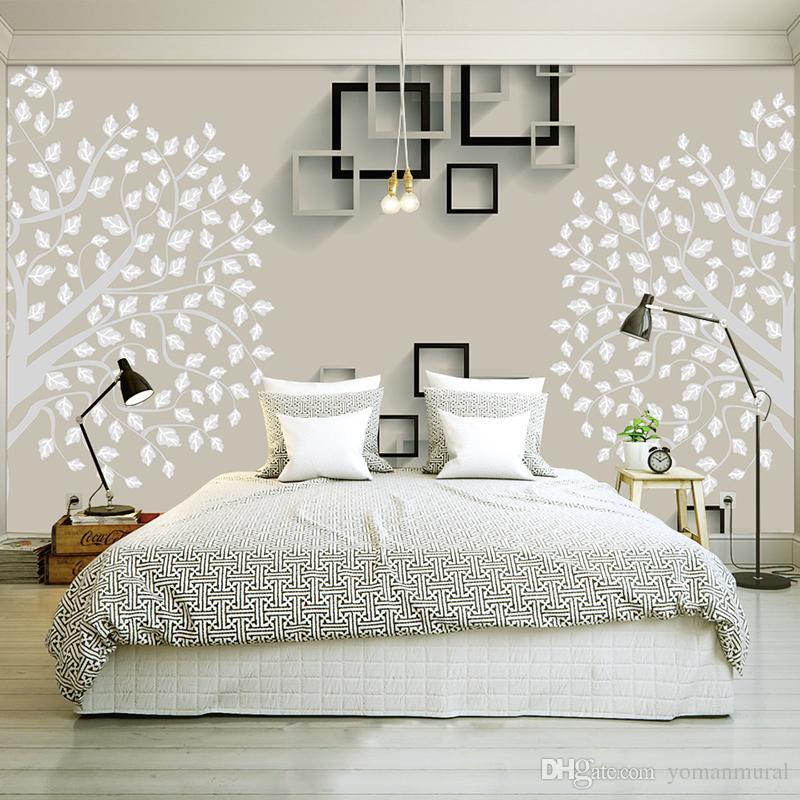 Европейский простой роскошный бежевый нетканое полотно обои для стены 3 D классический тиснением ТВ комната спальня обои домашнего декора